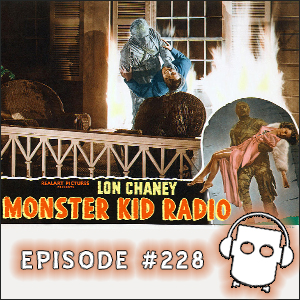 Monster Kid Radio #228 - Unearthing The Mummy's Tomb with Nicholas Hatcher