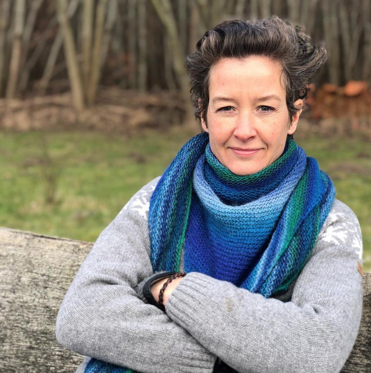 Trine Vendelboe Juul: Storywalks i naturen