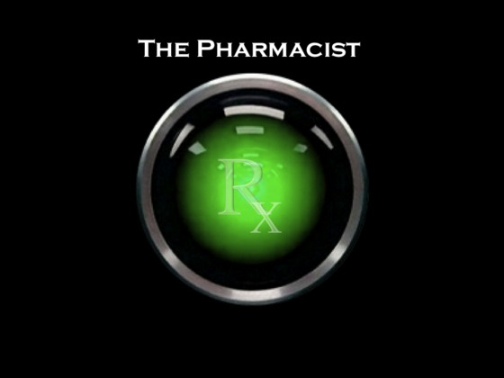 PTR Pharmacy Podcast Episode 28 The Pharmacist Film with Michael Cassidy
