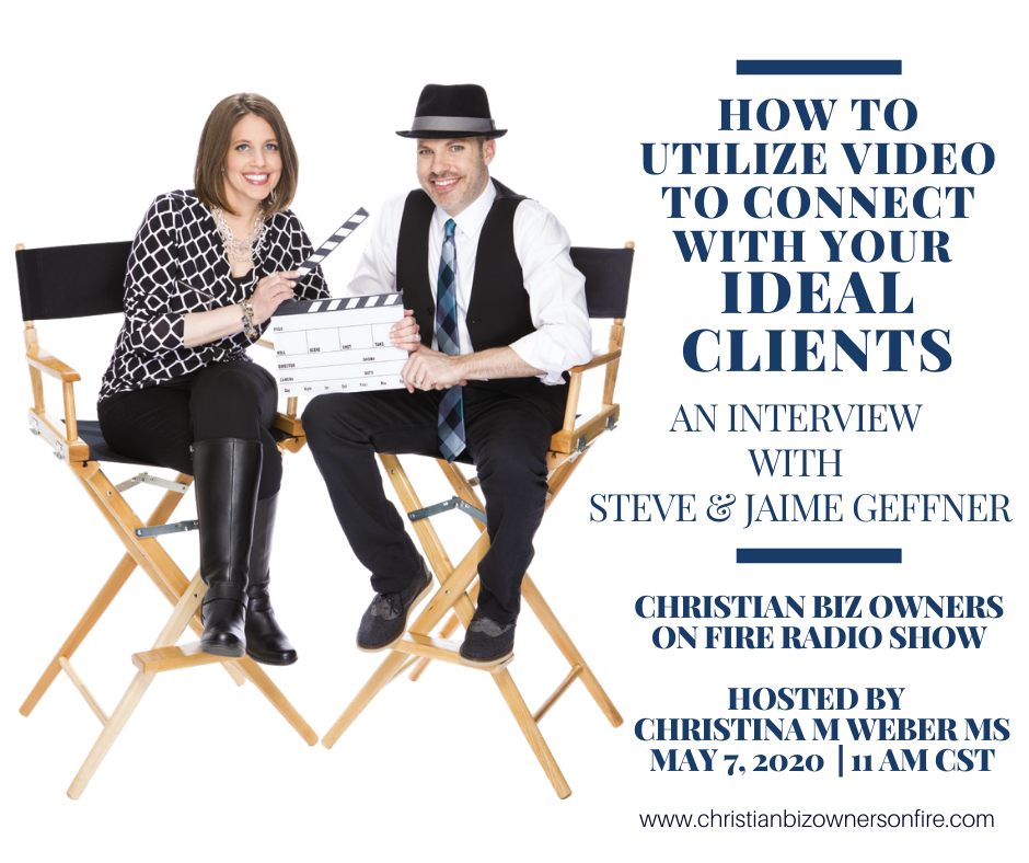 How to Utilize Video to Connect with Your Ideal Clients