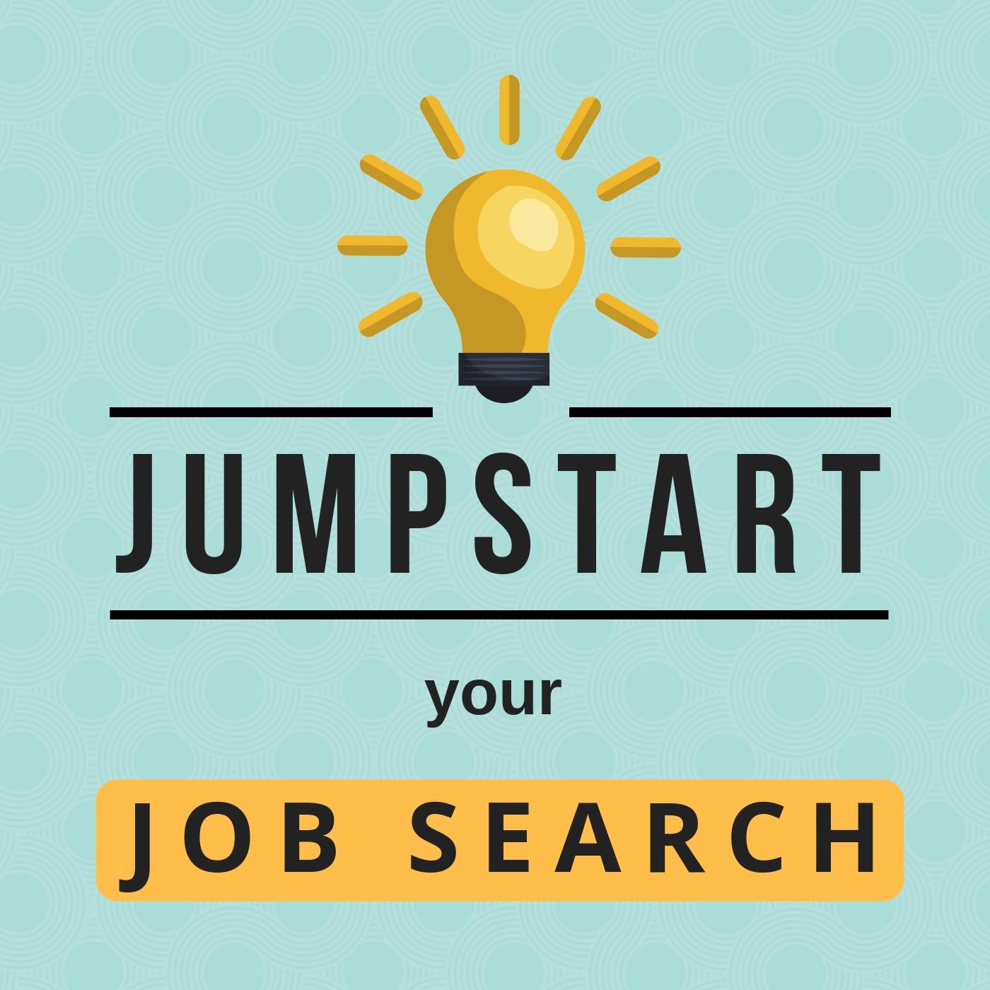 Jumpstart Your Job Search show art