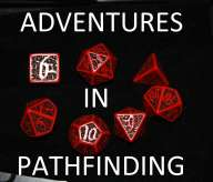 Adventures in Pathfinding logo