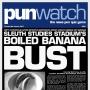 Artwork for 208 - Sleuth Studies Stadium's Boiled Banana Bust with Matt Harvey