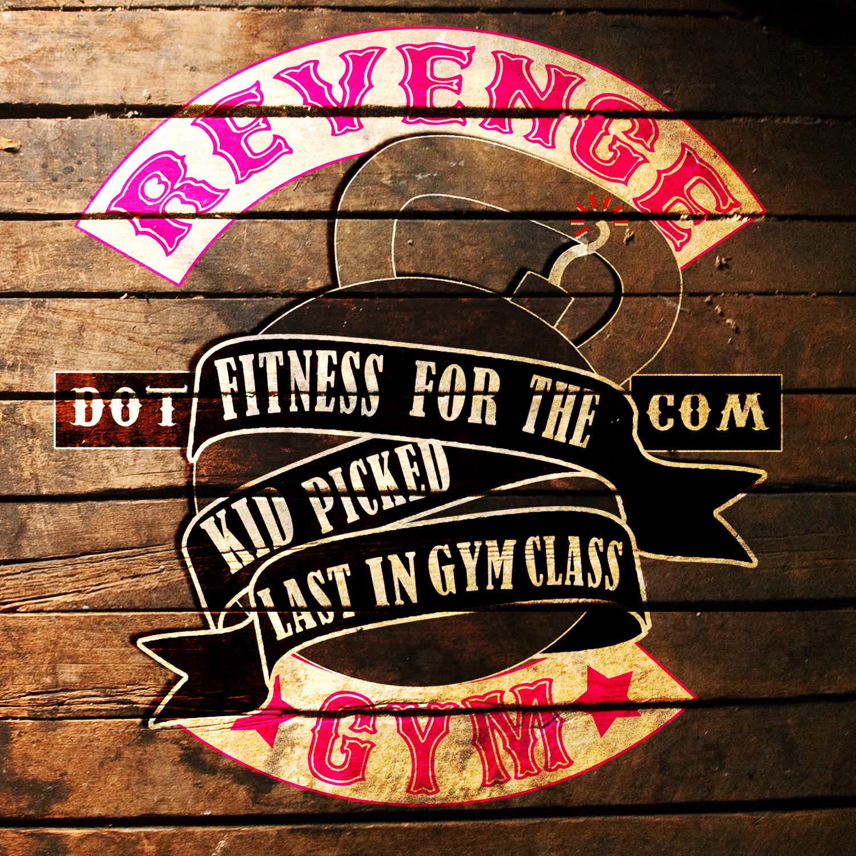 Marie Bodine Podcast on Revenge Gym Radio show art