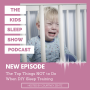 Artwork for Episode 66: Don't Do This When DIY Sleep Training
