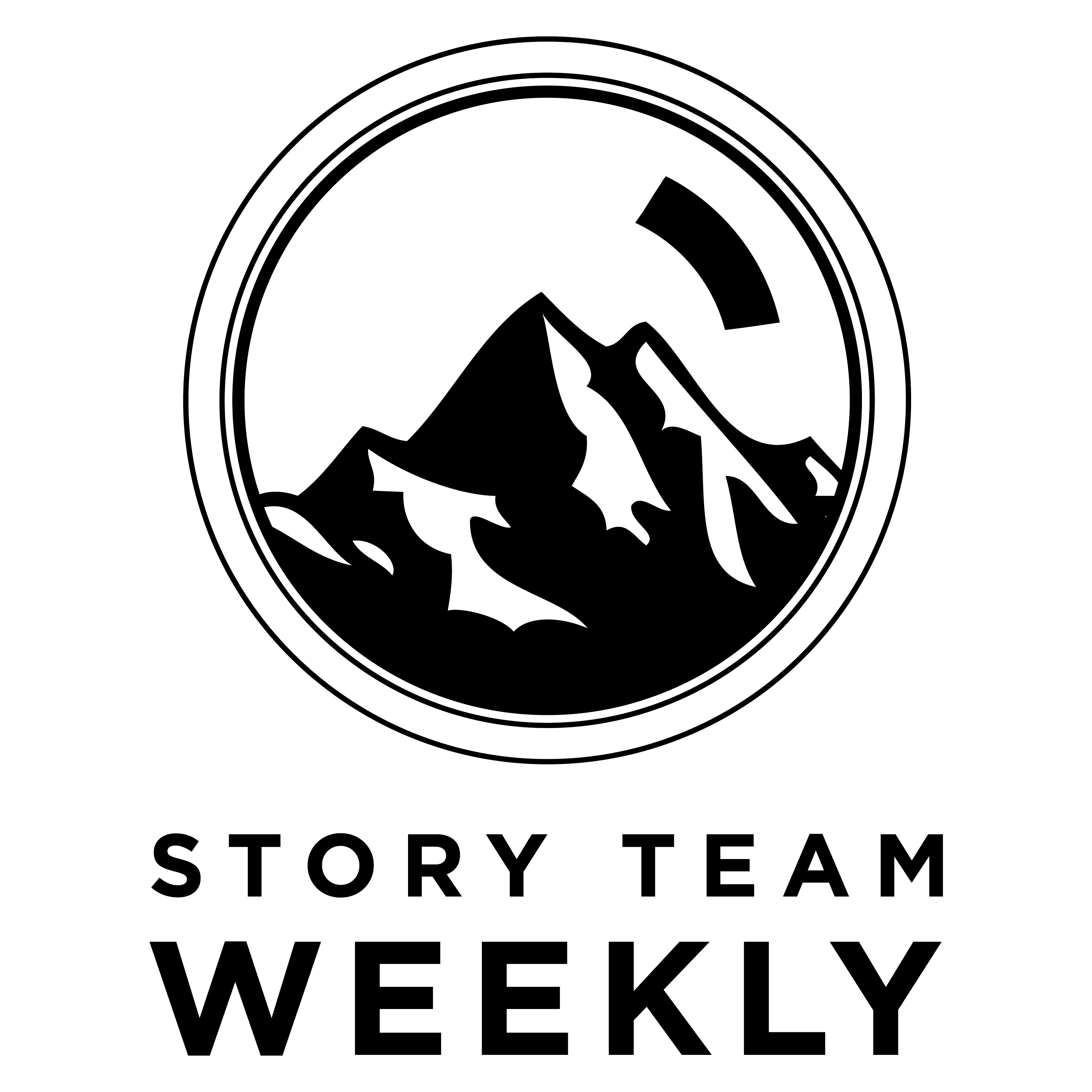 Story Team Weekly show art