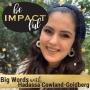 Artwork for Big words with Hadassa Cowland-Goldberg