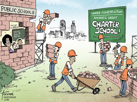 Post Obama Struggle For Public Education Shifts To The States