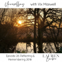 Artwork for 26: Reflecting & Remembering 2018 with Vix Maxwell