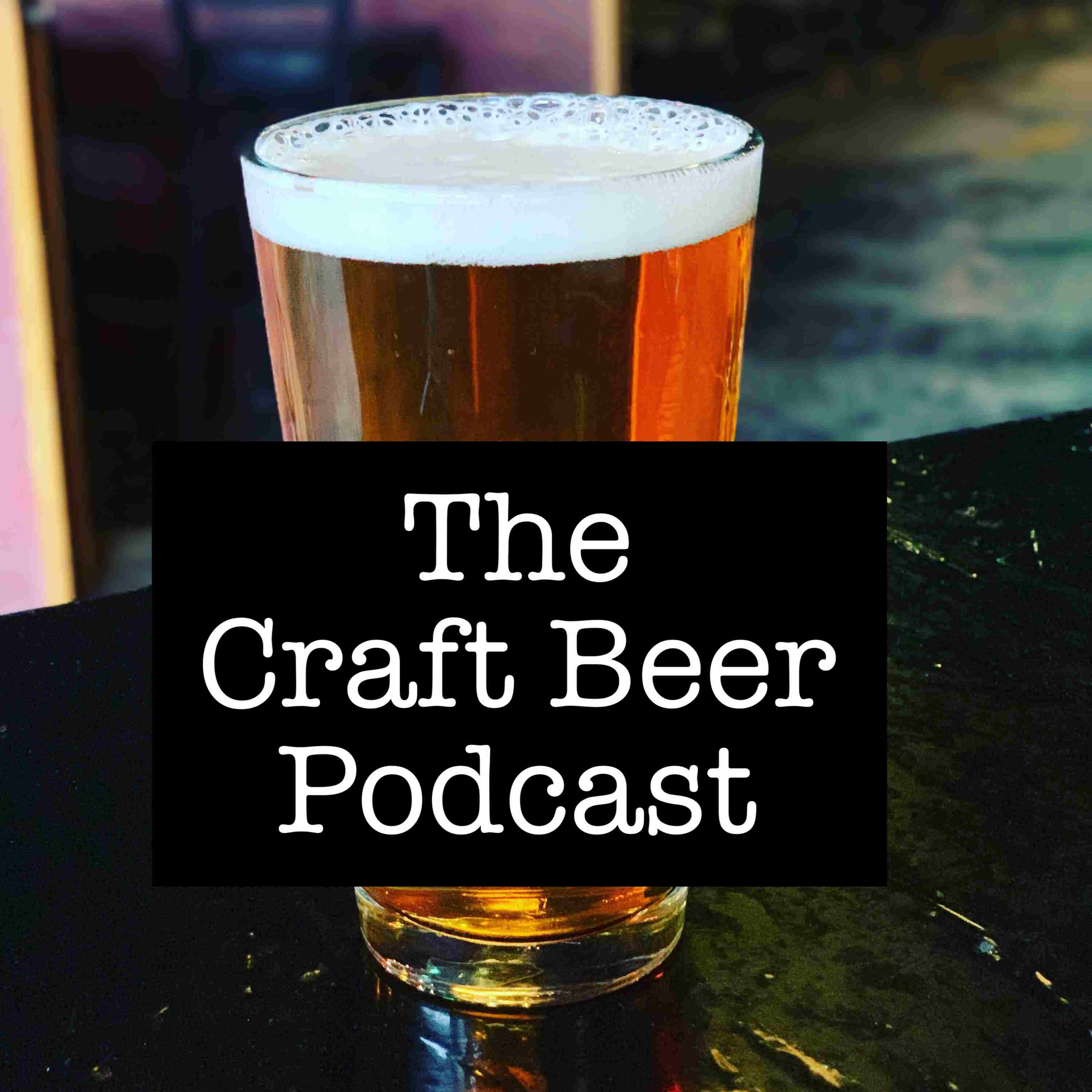 The Craft Beer Podcast show art