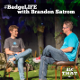 Artwork for #BadgeLIFE with Brandon Satrom - #AskTHAT Live from THAT Conference 2018