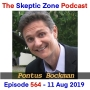 Artwork for The Skeptic Zone #564 - 11.August.2019