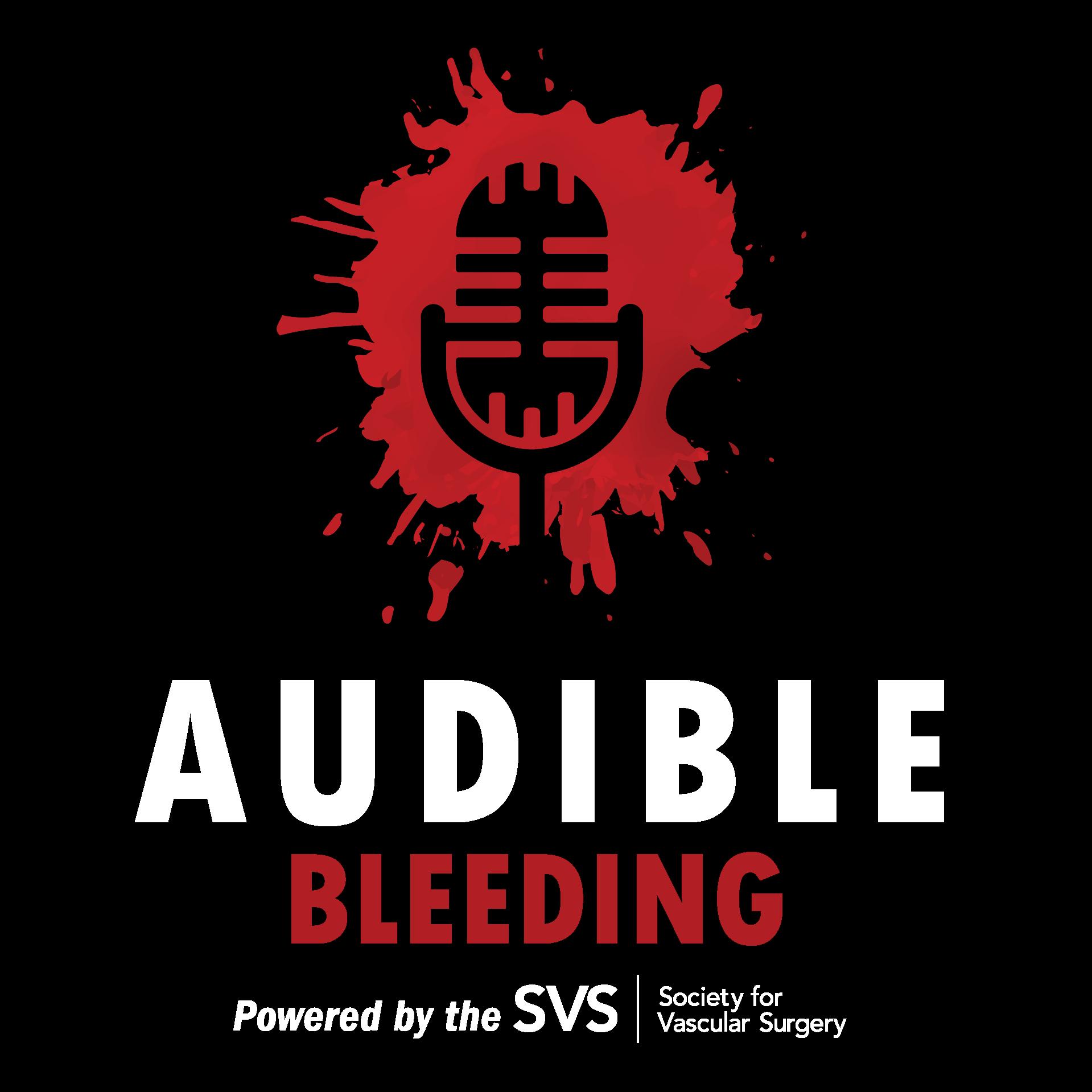 Audible Bleeding show art