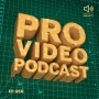 Artwork for Pro Video Podcast 60: Lee Stapleton. Content Director, Cinematography, Filming, Lighting, Editing, Grading, Relationships, Rental Houses and Collaborating.