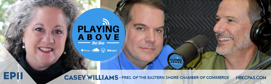 Playing Above The Line | ep11 | Casey Williams