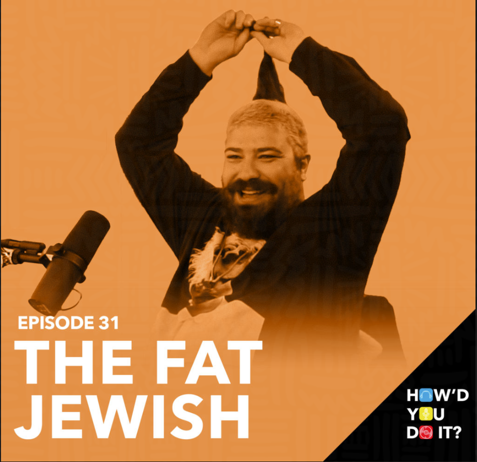 "31: The Fat Jewish - ""NEWS FLASH, EVERYONE'S UNHAPPY & NOTHING'S AS IT APPEARS"""