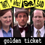 "Episode # 65 -- ""Golden Ticket"" (03/12/09)"