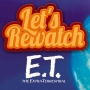 Artwork for E.T. the Extra-Terrestrial with Paulina Lagudi