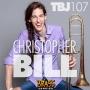 Artwork for TBJ107: Christopher Bill, trombonist, singer, and multi-instrumentalist and internet sensation!