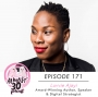 Artwork for Ep. 171 - Our Responsibility to Do Better with Luvvie Ajayi