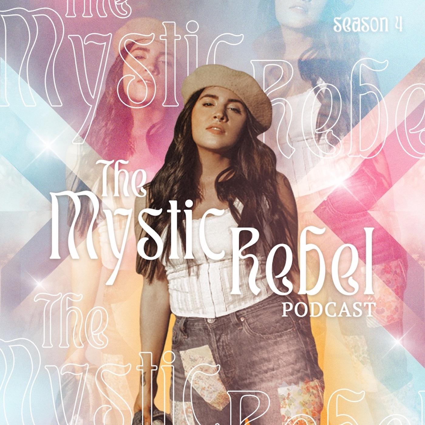 The Mystic Rebel Podcast show art