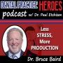 Artwork for DPHEp07 - Less stress, More Production - Dr Bruce Baird