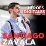 Artwork for HD011: Los secretos para crear la startup de tus sueños, con Santiago Zavala
