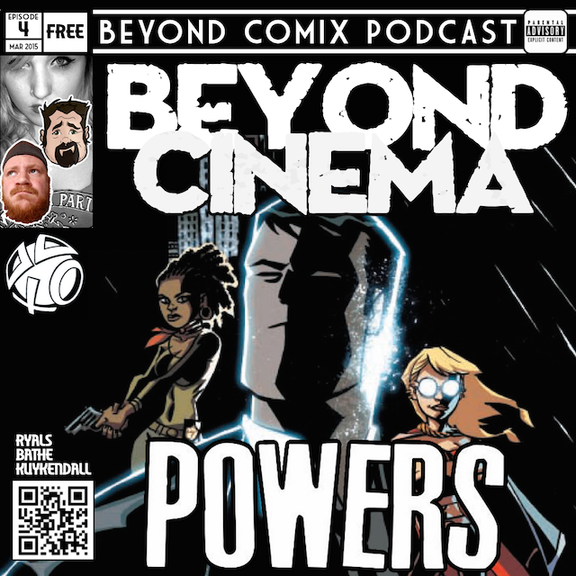 BCX Beyond Cinema 4 - POWERS pilot