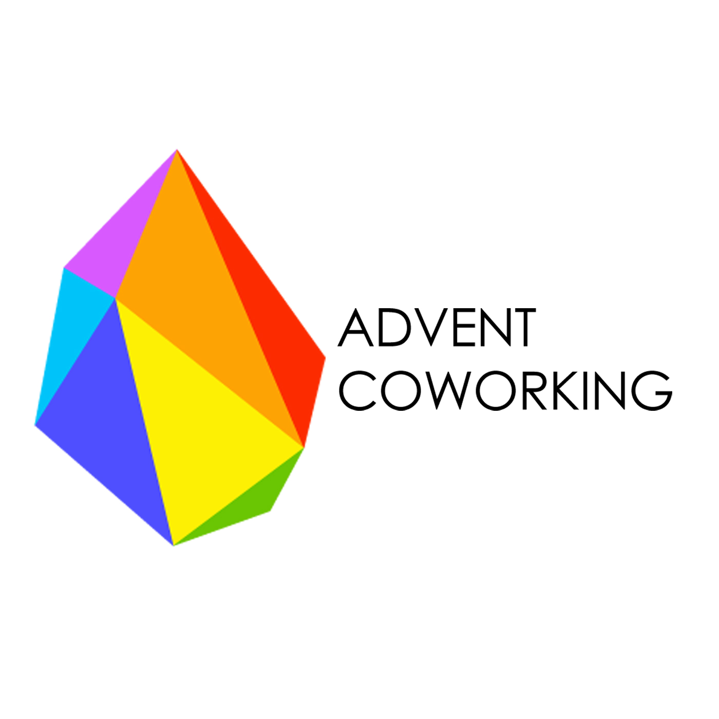 The Advent CoWorking Podcast show art