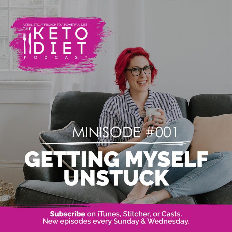 Getting Myself Unstuck