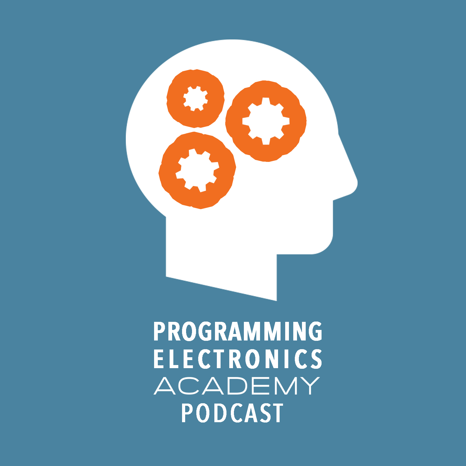 Programming Electronics Academy Podcast show art