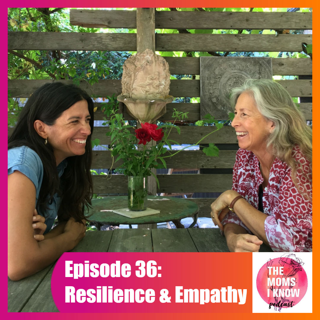 Artwork for Episode 036: Resilience and Empathy