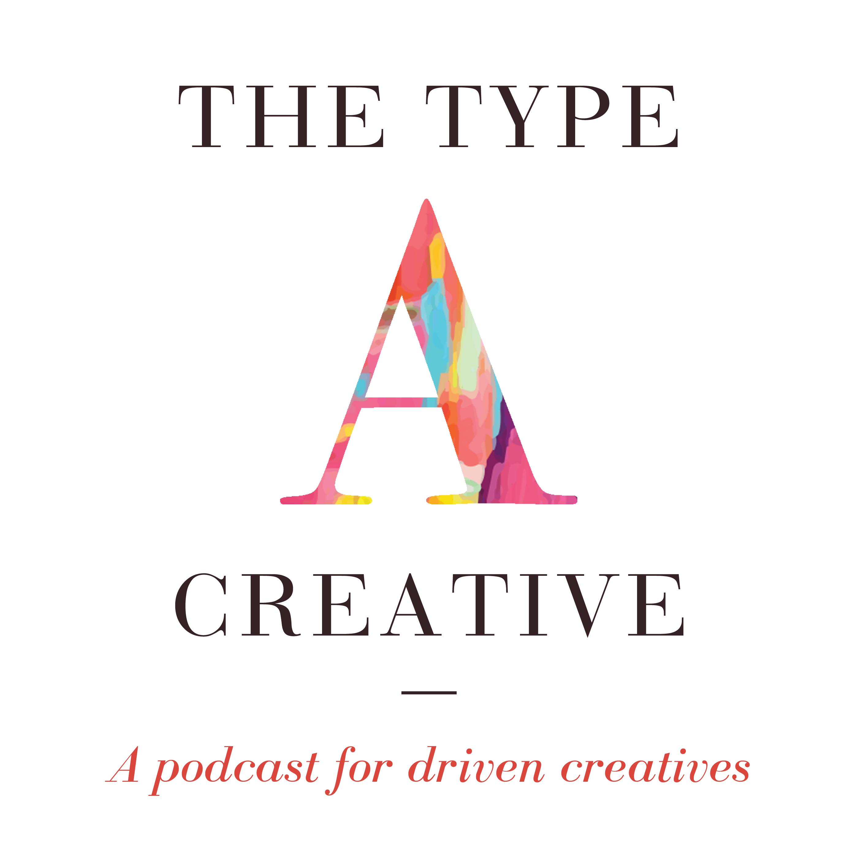 The Type A Creative show art