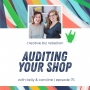 Artwork for Episode 75 - Auditing Your Shop
