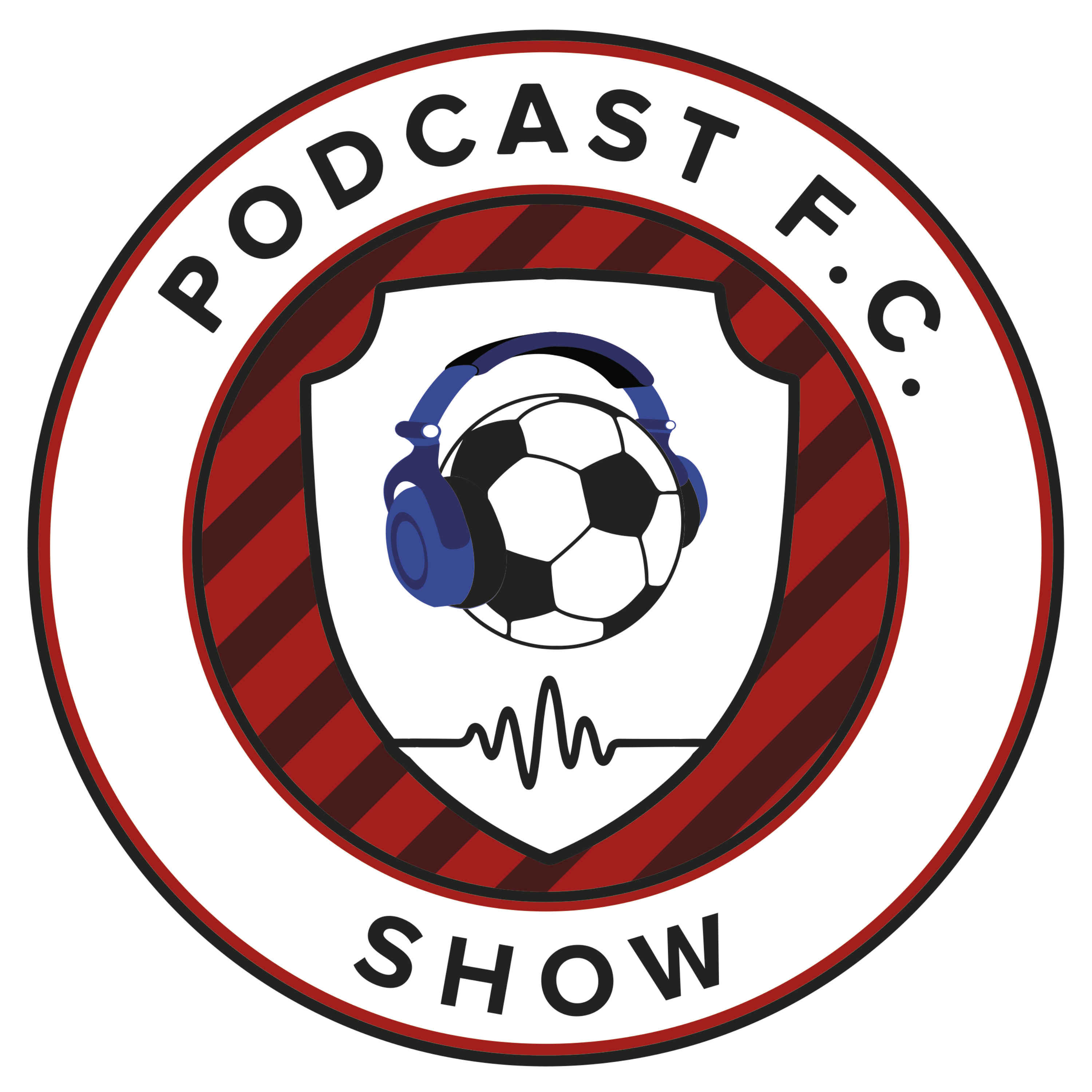 Podcast FC Show Soccer Podcast show art