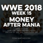 Artwork for WWE 2018 Week 15 Money after Mania