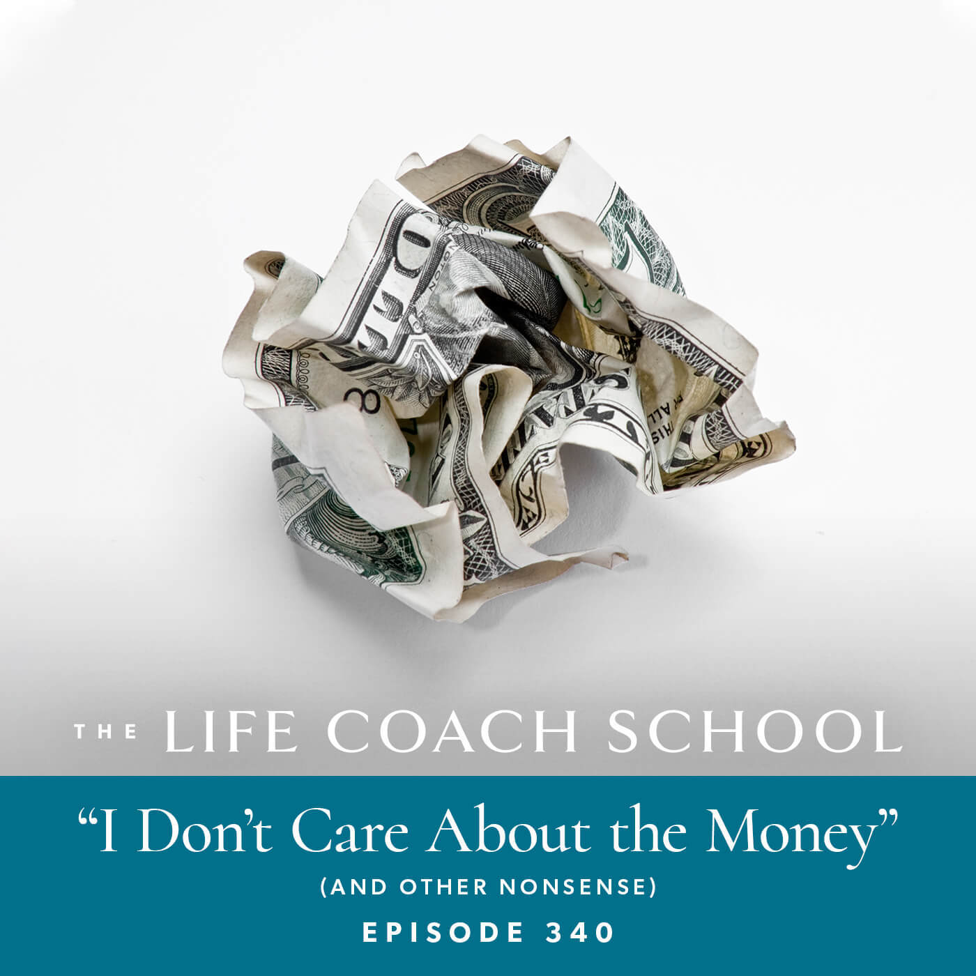 """Ep #340: """"I Don't Care About the Money"""" (and Other Nonsense)"""