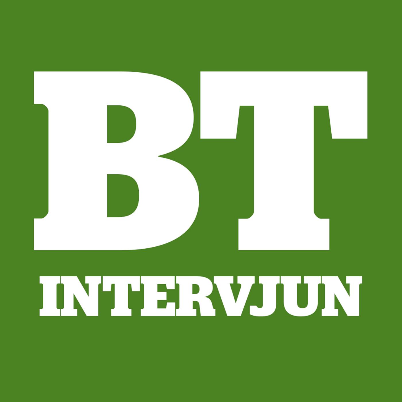 BT-intervjun show art
