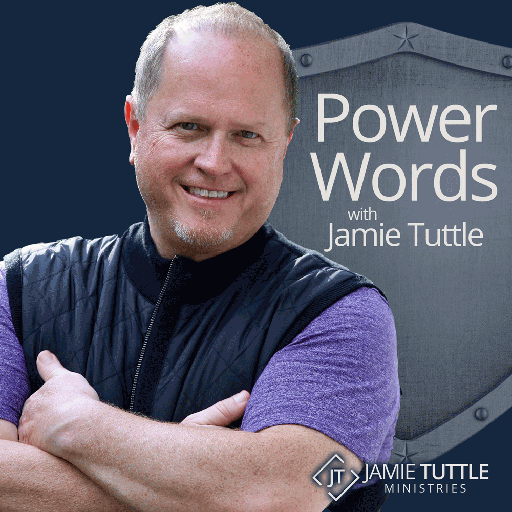 Power Words with Jamie Tuttle show image