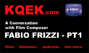 KQEK.com -- Interview with film composer Fabio Frizzi, Pt. 1 (2013)