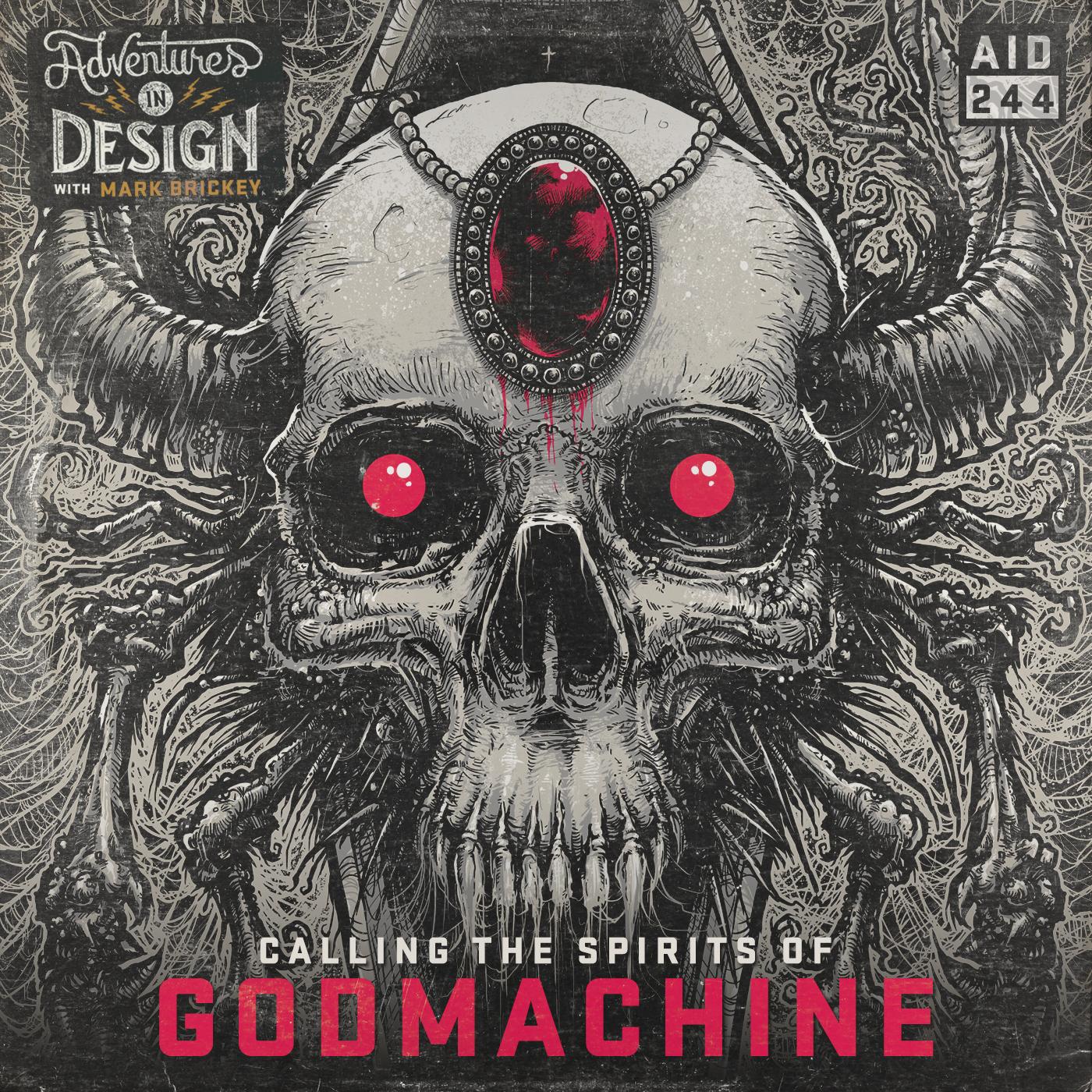 """Godmachine """"Calling The Spirits of"""""""