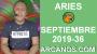 Artwork for HOROSCOPO ARIES - Semana 2019-36 Del 1 al 7 de septiembre de 2019 - ARCANOS.COM...
