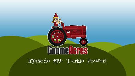 Turtle Power (Episode 19)