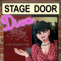 Artwork for The Stage Door Diva Introductory Podcast