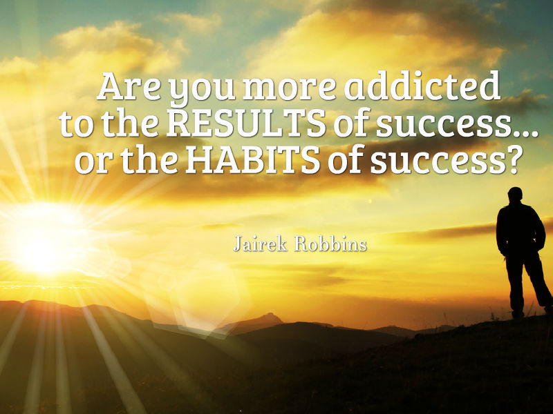 """How Do You Define Success?"" with Jairek Robbins"
