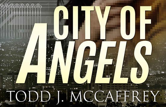 Todd McCaffrey - Author, City of Angels; Pern Series