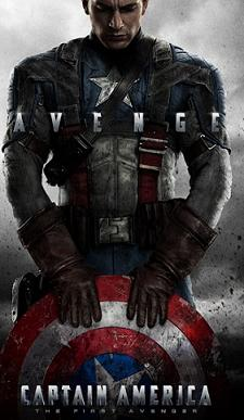 #74; Captain America (Marvel Arc)