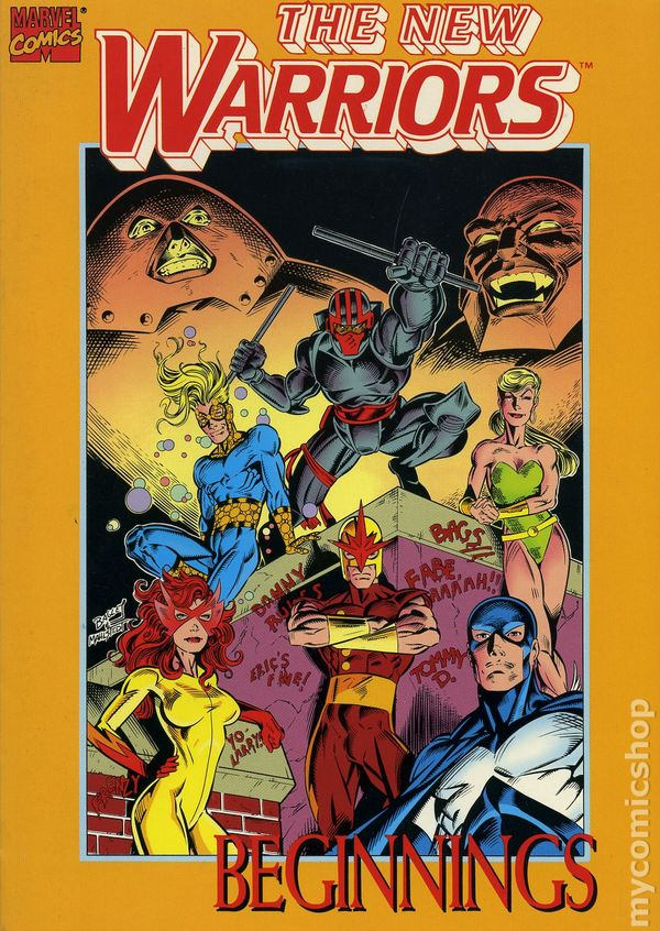 Comics on Infinite Earths- The New Warriors