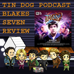 TDP 470: Big Finish - Blakes7 - 1.4 Mirror