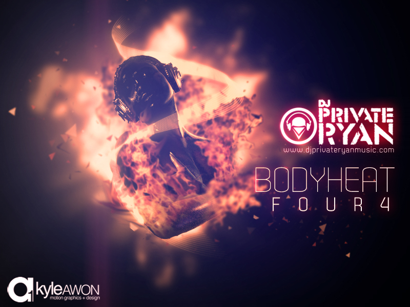 Private Ryan Presents BODYHEAT 4 (Rave out Edition)